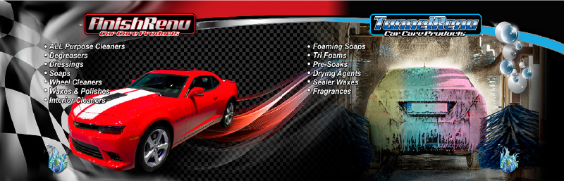Auto Detailing Products Supplies And Cleaners Finish Renu Car Care